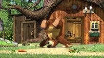 Masha e o Urso - Trocando os papéis  (Episódio 38) Desenho animado novo 2017!-oGkXEEckfdw