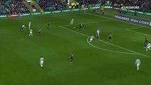 Le triplé d'Edouard avec le Celtic !