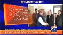 Javed Hashmi ko hero banna PTI ki galati thi - Fawad Chaudhry