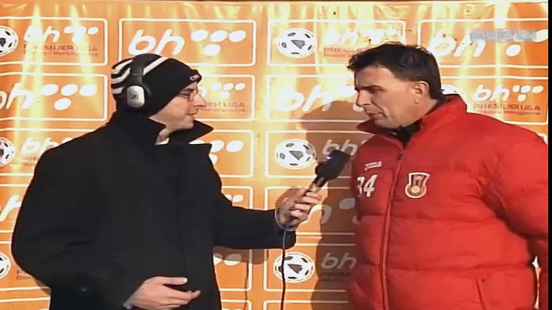 FK Sloboda - NK Čelik / Brašnjić kritikivao katastrofalan teren