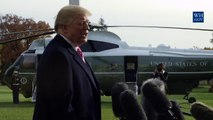 Trump Backs Moore: 'We Need Republican Roy Moore To Win In Alabama'