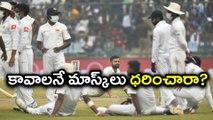 India vs Sri Lanka 3rd Test : Sri Lanka players trolled