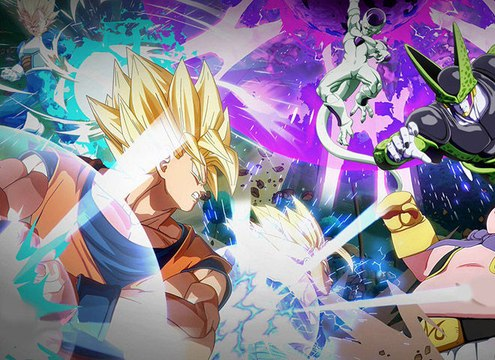 Reportage - Dragon Ball FighterZ