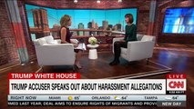 'I felt awful -- something weird just happened': Accuser explains what it felt like to be harassed by Trump