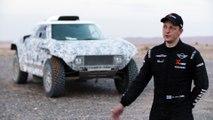 MINI John Cooper Works Buggy and MINI John Cooper Works Rally - Interview Mikko Hirvonen