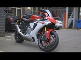 Yamaha R1 Review Road Test | Visordown Motorcycle Reviews