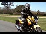 Honda CB125F Review Road Test | Visordown Motorcycle Reviews