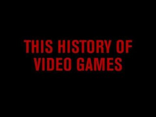 Ready Player one - history of video games Trailer #2