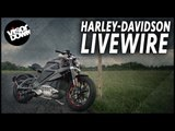Harley-Davidson LiveWire Electric Motorcycle Review Road Test | Visordown Motorcycle Reviews