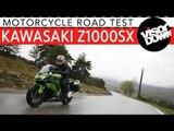2017 Kawasaki Z1000SX Bike Review Road Test   Kawasaki Sports Tourer Review