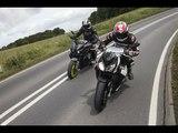 Yamaha MT-10 vs BMW S1000R Review Road Test | Visordown Motorcycle Reviews