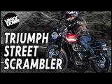 Triumph Street Scrambler Review Road Test | Visordown Motorcycle Reviews