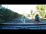 Andy Carroll Robbery Footage | Motorbike Monday