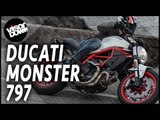 Ducati Monster 797 first ride review | Visordown Motorcycle Reviews