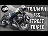 Triumph Street Triple 765 Review First Ride | Visordown Motorcycle Reviews