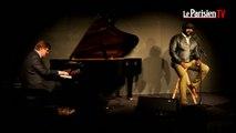Gregory Porter chante «Mona Lisa» en live au Parisien