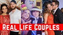 Avengers: Infinity War | Real Life Couples | Avengers: Infinity War Cast | Then & Now