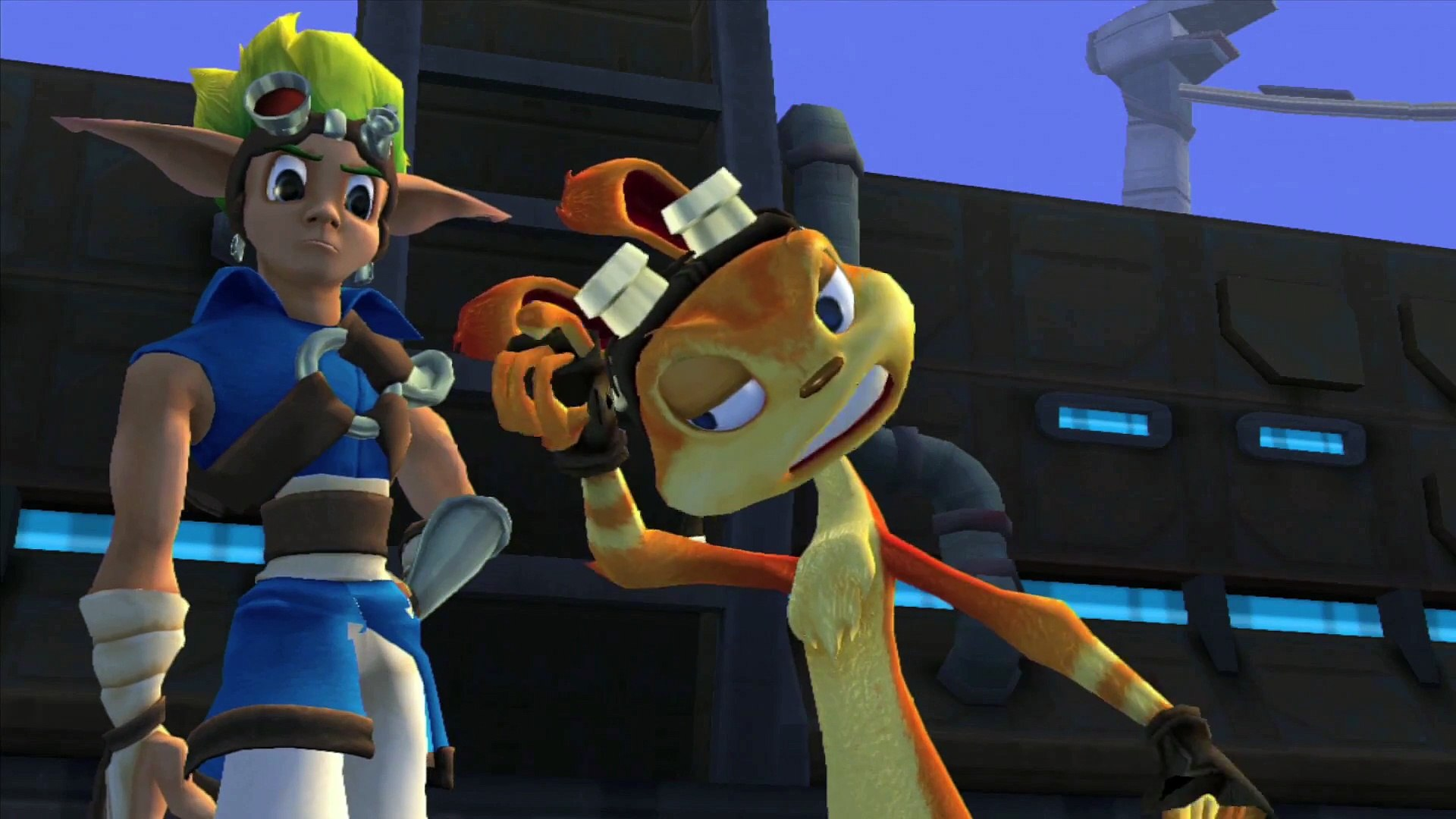 The Jak And Daxter Collection Bande Annonce Video Dailymotion