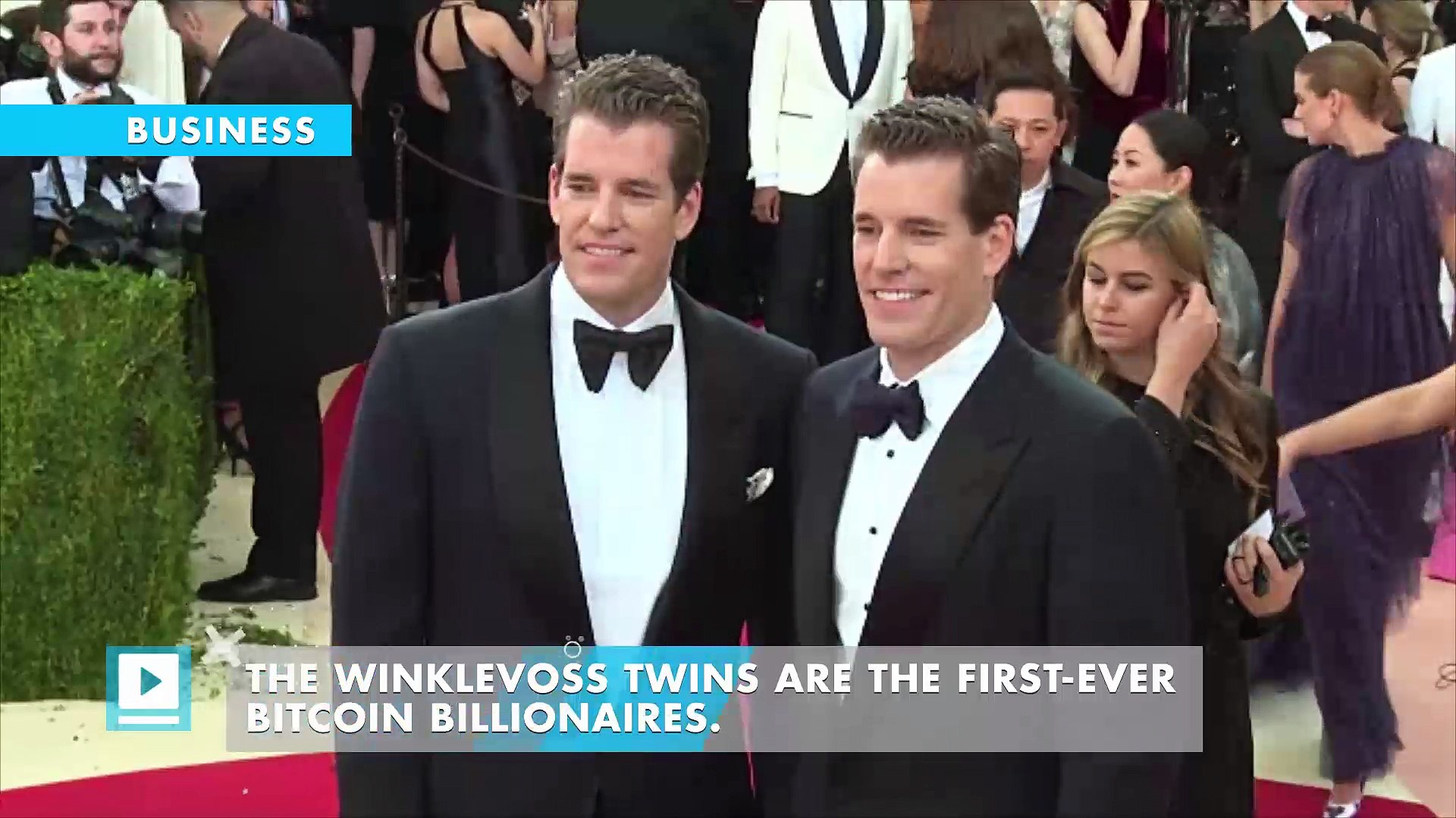 Winklevoss twins earn title of first bitcoin billionaires