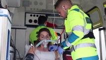 Nouveau: les médecins peuvent désormais intervenir à distance grâce aux lunettes intelligentes des secouristes