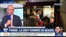 """""""L'intégralité des billets pour les retards supérieurs à 3h seront remboursés"""", dit Jeantet, PDG de SNCF Réseau"""