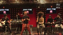 Shaka Ponk - Bunker (LIVE) - #LeDriveRTL2