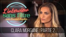 Clara Morgane explique pour Matthieu Delormeau n'arrête pas de la tacler...