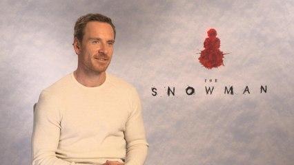 """Michael Fassbender (Le bonhomme de neige) : """"Jouer des personnages torturés, c'est plus intéressant !"""""""