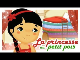 La Princesse au petit pois - Contes de Fée et histoires pour enfants - Titounis