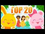 Top 20 des comptines et chansons pour enfants et bébés 2017 - Titounis
