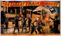 The Great Train Robbery - Büyük Tren Soygunu (1903)