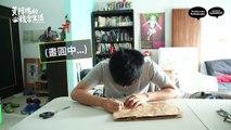 黃阿瑪的後宮生活-手作紙袋小遊戲-ONlrtOQPuIs