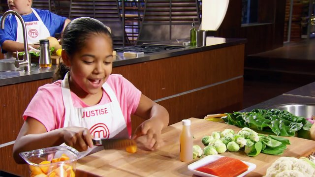 The Junior Chefs Prepare Their Family Dishes _ Season 5 Ep. 11 _ MASTERCHEF JUNIOR-8kRrd1wNx3s