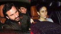 Kareena Kapoor, Saif Ali Khan, Karisma Kapoor At Shashi Kapoor Home  Shashi Kapoor PASSES AWAY