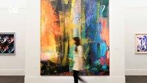Gerhard Richter beim Auktionshaus Lempertz | DW Deutsch