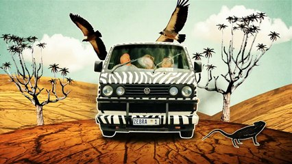 19. Searching for White Eye (Mountain Zebra National Park)