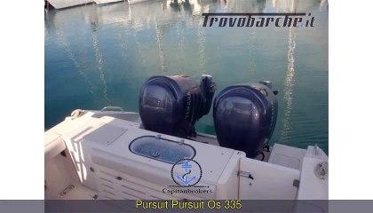 PURSUIT PURSUIT OS 335