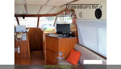 ITALCRAFT ESPADA DC 43