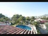 Espagne Vente villa vue mer Calpe Superbe vue sur le toit de la maison – Réaliser un projet en méditerranée