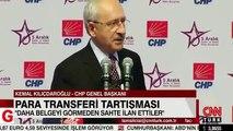 """Kılıçdaroğlu """"Mal nasıl götürülür, ben çok iyi bilirim"""""""
