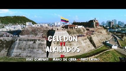Jorge Celedón, Alkilados - Me gustas mucho Remix