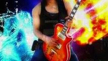 ESPECIAL Entrevista Luís Guitarras Puro Rock El Rockero del Metro de Madrid