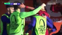 All Goals UEFA Youth League  Group C - 05.12.2017 AS Roma Youth 3-0 Qarabag FK Youth