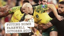 Stephen Moore reflects on remarkable career