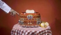 Le Calendrier de l'Avent de Vogue Jour 3 - Le grille-pain Dolce & Gabbana x Smeg