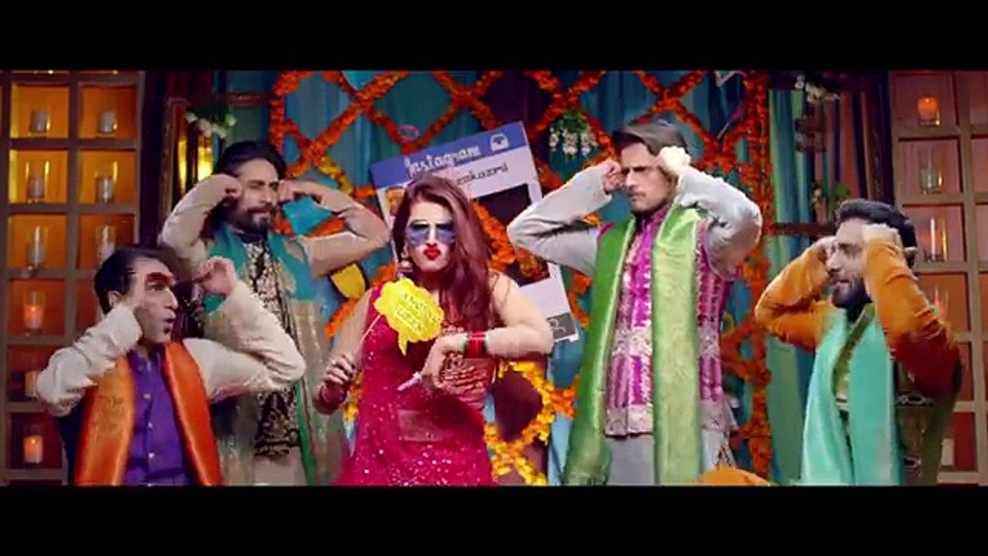 Billo Hai - Parchi - Sahara feat Manj Musik & Nindy Kaur