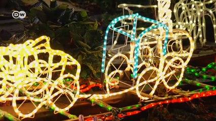 La casa navideña más grande de Alemania | Euromaxx