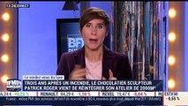 Le Rendez-vous du Luxe: Pour Noël, Patrick Roger réalisera 30% de son chiffre d'affaires sur 3 semaines - 05/12