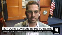 Rep. John Conyers (D-MI) Retires Amid Allegations of Sexual Harassment