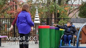 To Honor The Son She Lost, A Mom Built A Playground And Started A Movement In Accessibility For All!